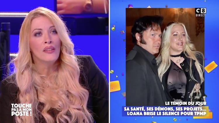 Loana offre un record d'audience à « Touche pas à mon poste »