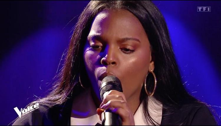 « The Voice » replay : l'incroyable voix de Mentissa