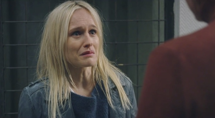 Plus belle la vie en avance : Eugénie en prison (vidéo PBLV épisode n°4210)