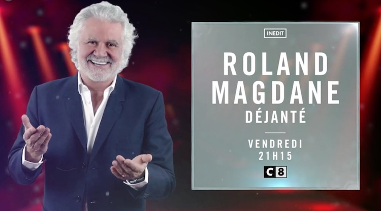 spectacle Roland Magdane