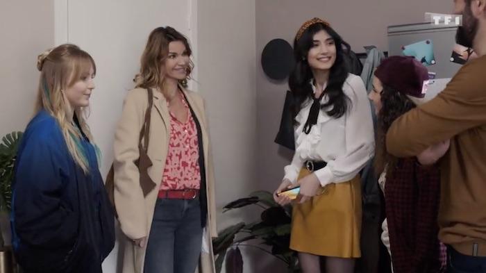 Demain nous appartient spoiler : les filles de Xavier rencontrent Chloé et Judith (VIDEO)