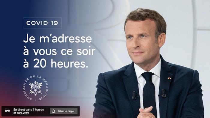 Allocution d'Emmanuel Macron : la France reconfinée, quelles sont les mesures annoncées ce soir ?