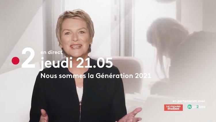 « Nous sommes la génération 2021 »