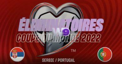 Serbie / Portugal : ce soir, suivez le match en direct, live et streaming sur W9 et 6PLAY (score en temps réel)