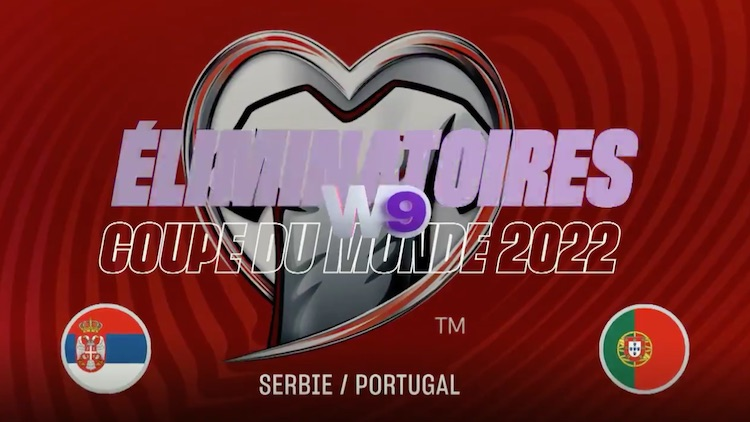 Serbie / Portugal