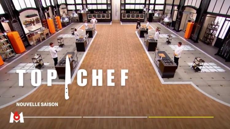 « Top Chef » du 10 mars 2021.