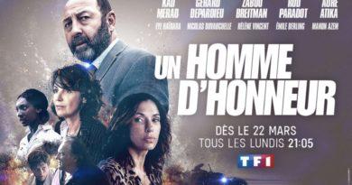 « Un homme d'honneur » : la série évènement de TF1 avec Kad Merad et  Zabou Breitman : dès le 22 mars