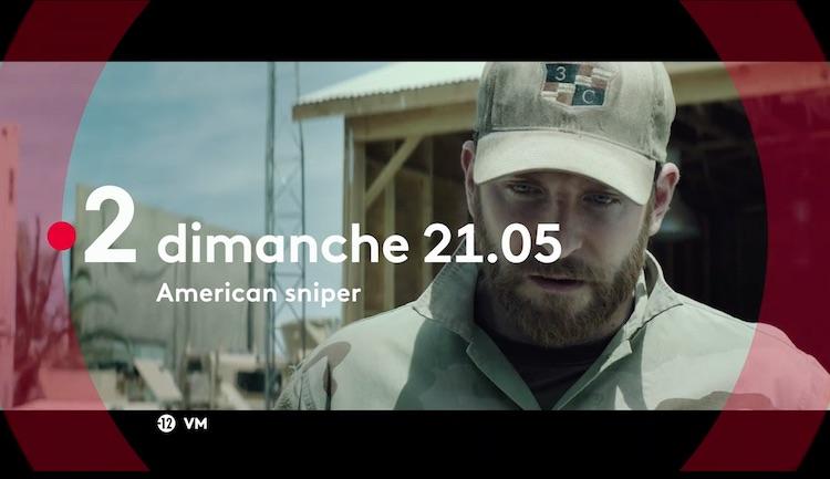 « American Sniper » avec Bradley Cooper