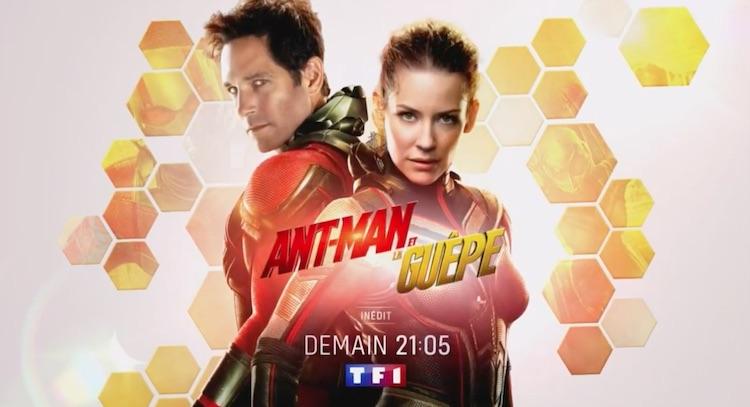 « Ant-Man et la guêpe »