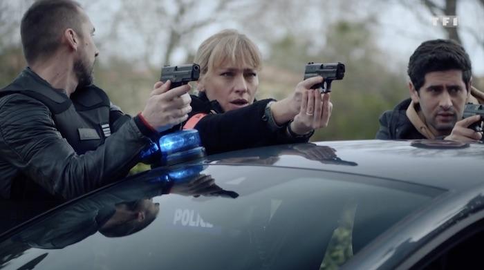Demain nous appartient du 2 avril : Lucie et Marc encerclés par la police (résumé + vidéo de l'épisode 896 en avance)