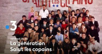 « La génération Salut les copains » : invités et intervenants de l'émission de France 3 ce soir (rediffusion)