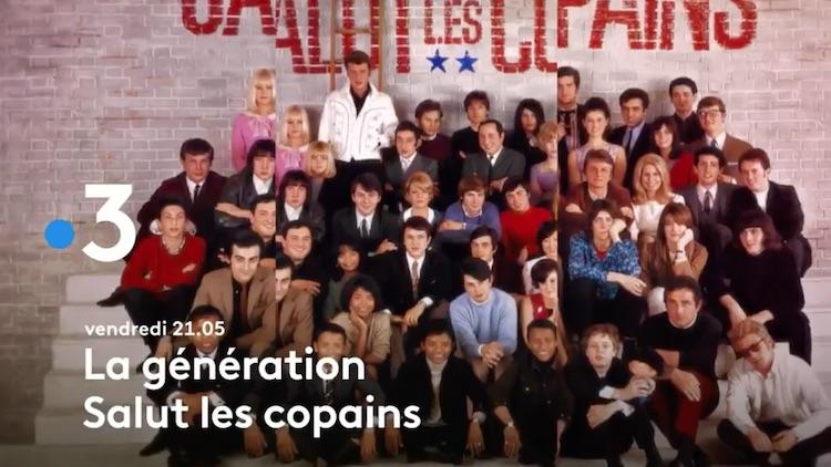 « La génération Salut les copains »
