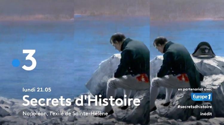 « Secrets d'histoire » du 19 avril 2021