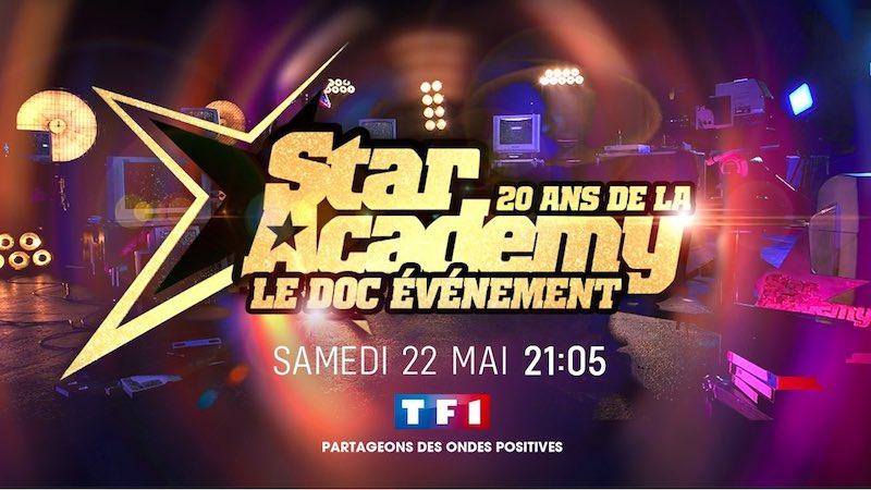 « Les 20 ans de la Star Academy »