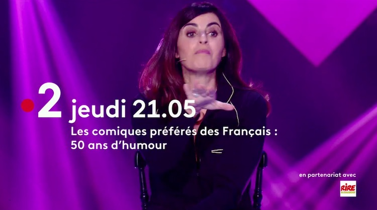 « Les comiques préférés des Français » du 1er juillet 2021
