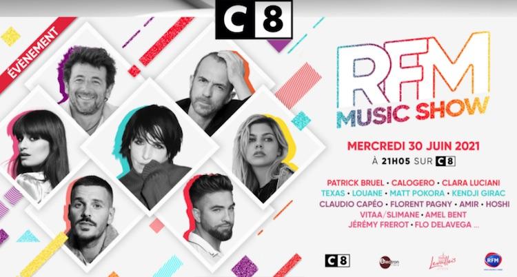 Le « RFM Music Show »