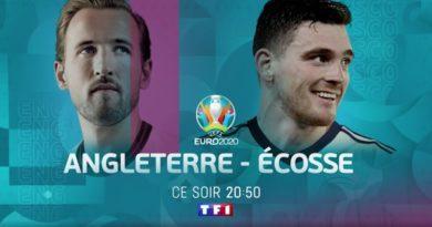 Audiences TV prime 18 juin 2021 : « Angleterre / Ecosse » leader (TF1) devant « Les petits meurtres » (France 2)