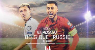 Euro 2020  : Belgique / Russie et 100% Euro, premier direct et premier live de M6 ce soir