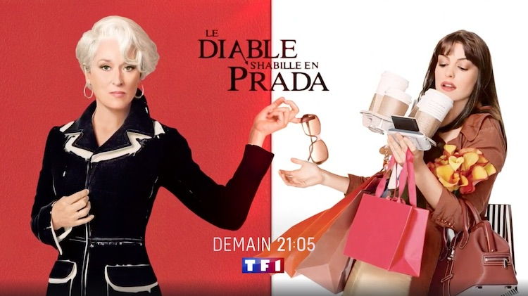 """Le Diable s'habille en Prada"""
