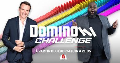 « Domino Challenge » du 24 juin 2021 : ce soir l'épisode 1