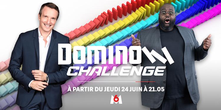 « Domino Challenge » du 24 juin 2021