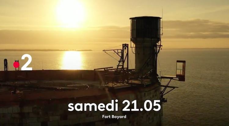 « Fort Boyard » du 19 juin 2021