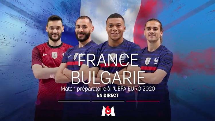 « France / Bulgarie »