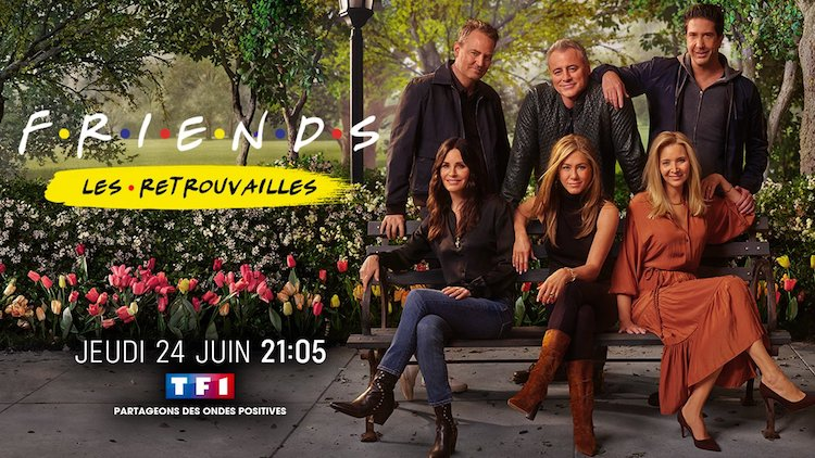 « Friends : Les Retrouvailles
