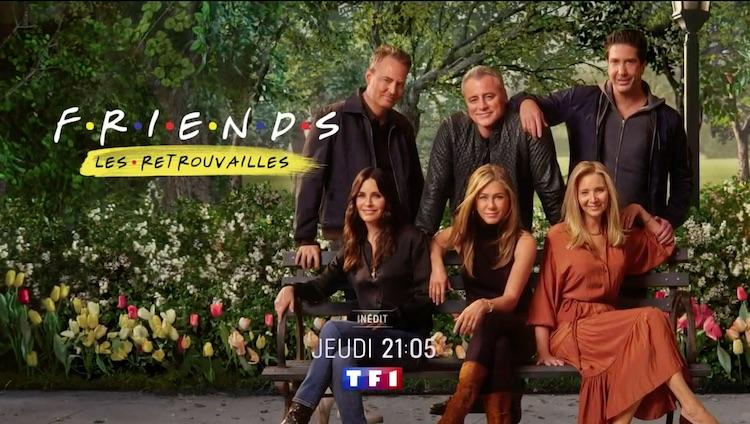 « Friends : Les Retrouvailles » : ce soir sur TF1