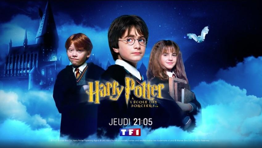 « Harry Potter à l'école des sorciers »