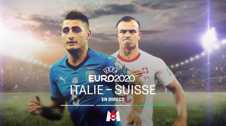 « Italie / Suisse » (Euro 2020)