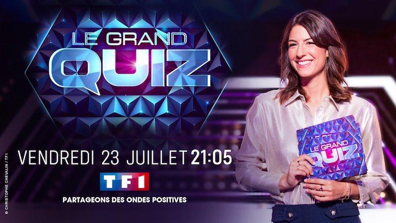 « Le grand quiz » du 23 juillet 2021