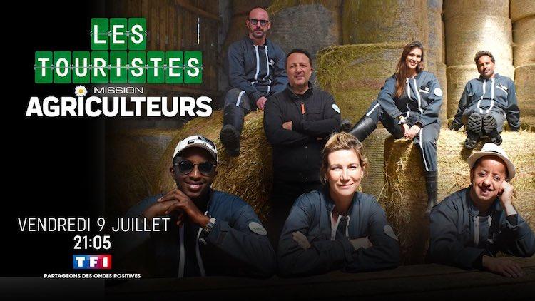 « Les Touristes : mission agriculteurs »