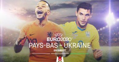 Euro 2020  : Pays-Bas / Ukraine en direct, live et streaming sur M6 et 6play