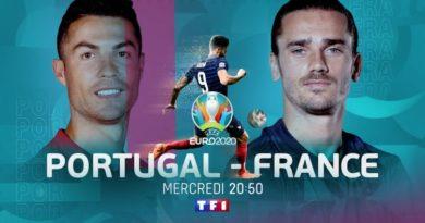 Euro 2020 « Portugal / France » : suivez le match en direct, live et streaming ce soir sur TF1 (score en temps réel et résultat final)