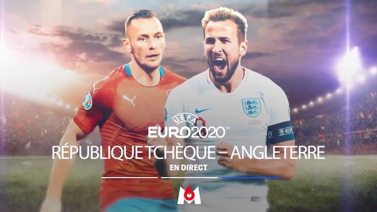 Euro 2020 : République Tchèque / Angleterre