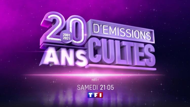 « 2001 - 2021 : 20 ans d'émissions cultes »