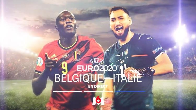 Euro 2020 : « Belgique / Italie »