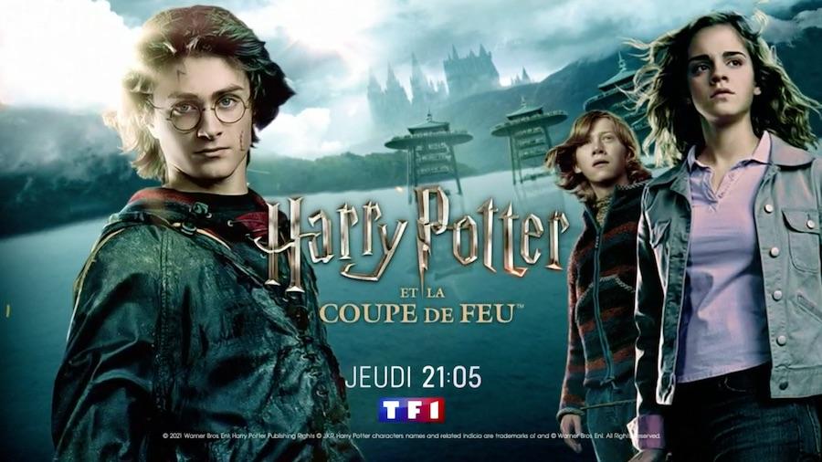« Harry Potter et la coupe de feu »
