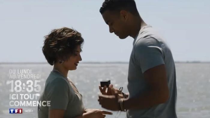 Ici tout commence spoilers : Clotilde succombe, une demande en mariage, ce qui vous attend la semaine prochaine (résumés + vidéo du 2 au 6 août)