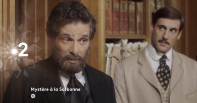 """""""Mystère à la Sorbonne"""" ce mercredi 7 juillet sur France 2 (vidéo)"""