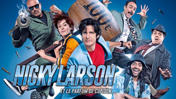 « Nicky Larson et le Parfum de Cupidon »