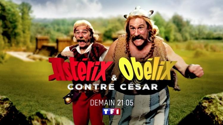 « Astérix et Obélix contre César »