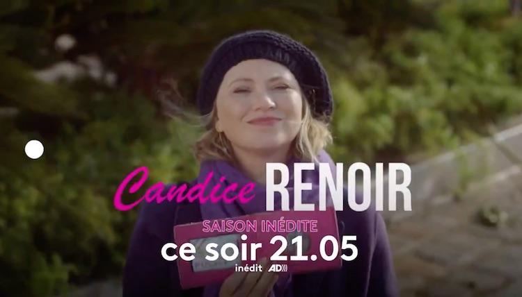 « Candice Renoir » du 10 septembre 2021.
