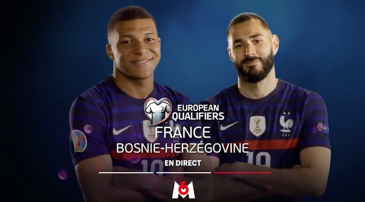 France / Bosnie-Herzégovine