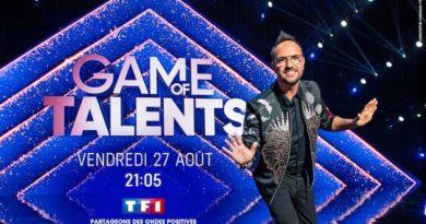 "TF1 lance ""Game of talents"" avec Jarry le 27 août"