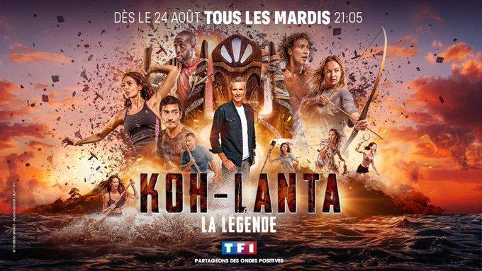 Pourquoi Koh-Lanta va être diffusé les mardis soirs ? La réponse !