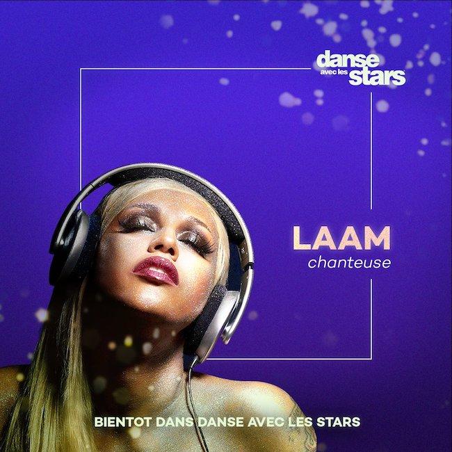 « Danse avec les Stars » : officiel, Lââm est au casting de la saison 11