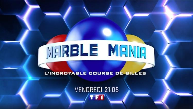 « Marble Mania » du 13 août 2021