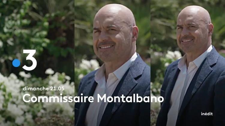 « Commissaire Montalbano » du 22 août 2021